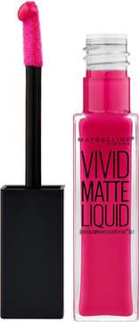 Maybelline Color Sensational Vivid Matte Liquid Lip Color - 25 Fuchsia Ecstasy