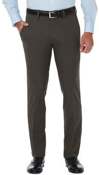Haggar Big & Tall Cool 18® PRO Slim-Fit Wrinkle-Free Flat-Front Super Flex Waist Pants