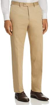 Bloomingdale's The Men's Store at Regular Fit Stretch Dress Pants - 100% Exclusive