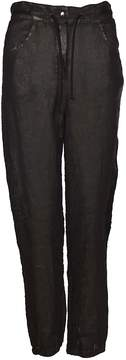 Brand Unique Straight Loose Trousers