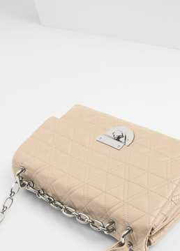 MANGO OUTLET Quilted cross-body bag