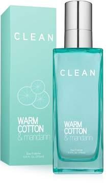 Clean Warm Cotton & Mandarin Women's Body Splash