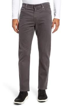 AG Jeans Herringbone Everett SUD Straight Leg Pants