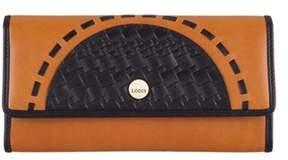 Lodis Women's Rodeo Woven Rfid Luna Clutch Wallet.
