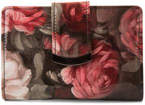 Mundi Sp Indexer Romantic Floral RFID Blocking Indexer Wallet