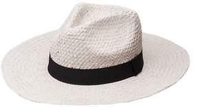 Charlotte Russe Straw Panama Hat