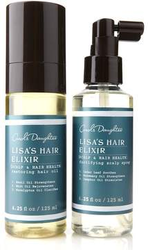 Carol's Daughter Lisa's Hair Elixir Scalp and Hair Health Restoring Oil and Fortifying Spray