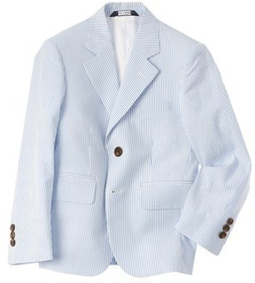 Brooks Brothers Boys' Seersucker Suit Jacket.