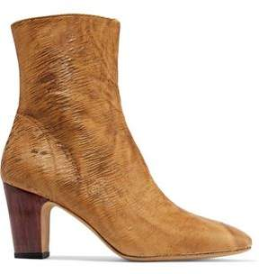 IRO Onasis Sliced Suede Ankle Boots