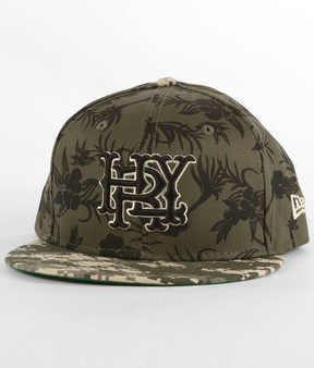 Hurley Major Leagues Hat