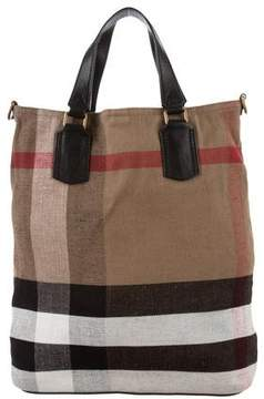 Burberry House Check Tottenham Bag