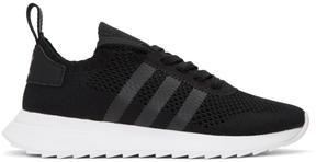 adidas Black Flashback Sneakers