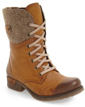 Rieker Antistress Women's 'Fee 04' Lace-Up Boot