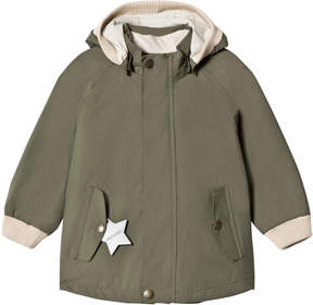 Mini A Ture Deep Green Wally Jacket