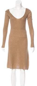 Calypso Christiane Celle Cashmere Dress