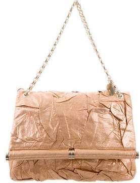 Stella McCartney Shaggy Deer Flap Bag