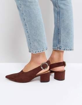 Asos SLINGSHOT Mid Heels