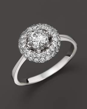Bloomingdale's Diamond Ring in 14K White Gold, .85 ct. tw. - 100% Exclusive