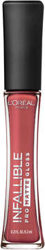 L'Oreal Infallible Pro-Matte Gloss - Nude Allude (314)