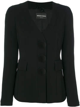 Emporio Armani button-down blazer