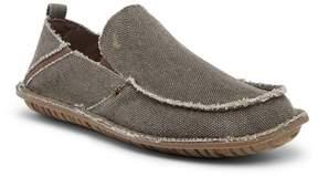 Crevo Rasta Slip-On Sneaker