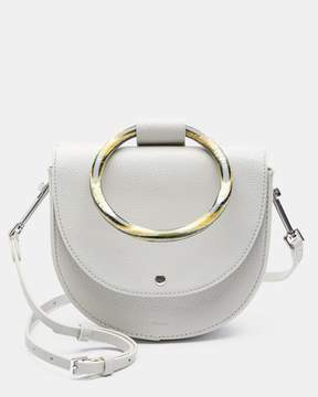 Theory Whitney Bag in Pebbled Leather