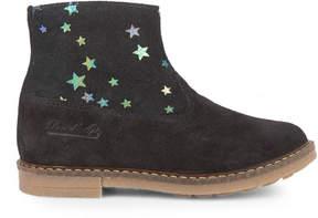 Pom D'Api Velvet leather boots Trip Boots