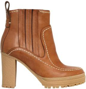 See by Chloe 100mm Leather Boots