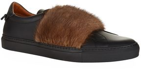 Givenchy Urban Street Mink Elastic Sneakers