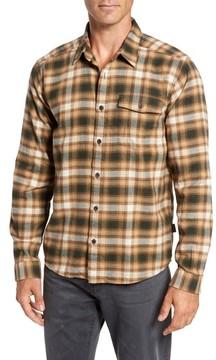 Patagonia Men's Regular Fit Organic Cotton Flannel Shirt