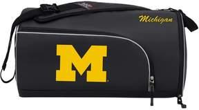 NCAA Michigan Wolverines Squadron Duffel Bag by Northwest