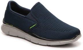 Skechers Men's Equalizer Double Play Slip-On Sneaker