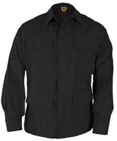 Propper Men's Bdu 4-pocket Coat 65p/35c Long.