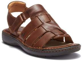 Børn Mark Leather Sandal