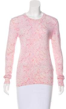 Equipment Long Sleeve Cashmere Top