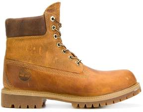 Timberland Mountain lace-up boots