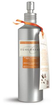 Myrrh Aromatic Body Mist by I Coloniali (200ml Spray)