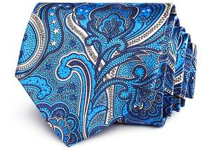 Bloomingdale's The Men's Store at Printed Paisley Classic Tie - 100% Exclusive