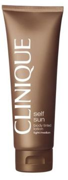 Clinique Self Sun Body Tinted Lotion/4.2 oz.