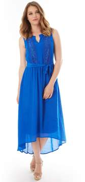 Apt. 9 Women's Embroidered High-Low Dress