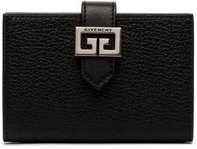 Givenchy silver-tone hardware coin wallet