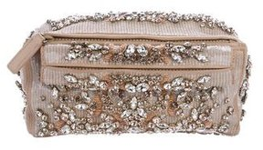Givenchy Embellished Mini Pandora Clutch