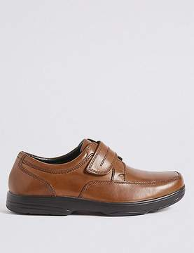 Marks and Spencer Big & Tall Extra Wide Leather Shoes