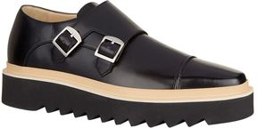 Stella McCartney Buckled Flatform Shoes