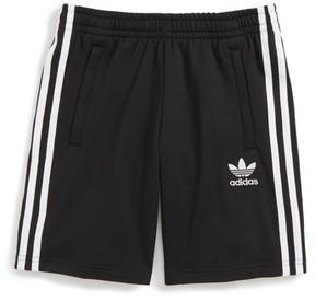 adidas Boy's Superstar Track Shorts