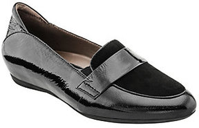 Earth Earthies Leather Slip-on Loafers - Bremen