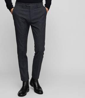 Reiss Haven Check Tailored Trousers