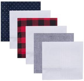 Levi's Men's 6-pack Handkerchiefs