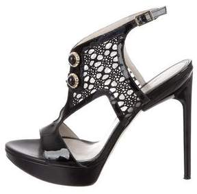 Jason Wu Embellished Platform Sandals
