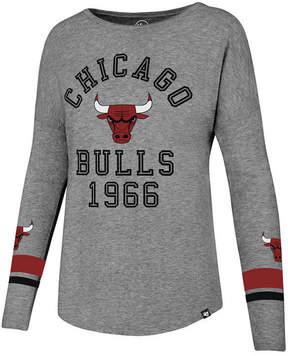 '47 Women's Chicago Bulls Encore Long Sleeve T-Shirt